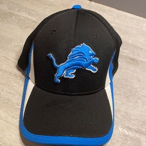 Detroit Lions fitted hat